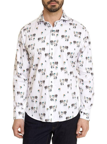 Robert Graham - Gallery Nights Long Sleeve Shirt