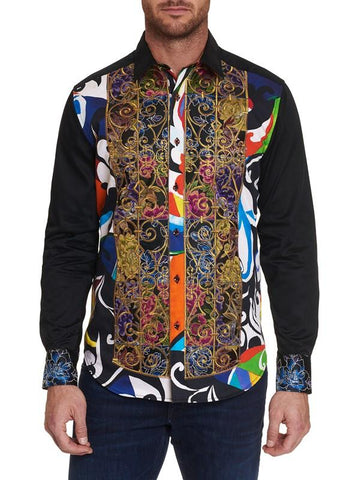 Robert Graham - LIMITED EDITION KALEIDOSCOPE SPORT SHIRT