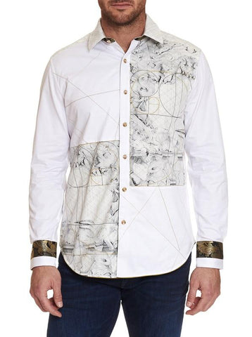 Robert Graham - LIMITED EDITION GABBAY EVOLUTION SPORT SHIRT