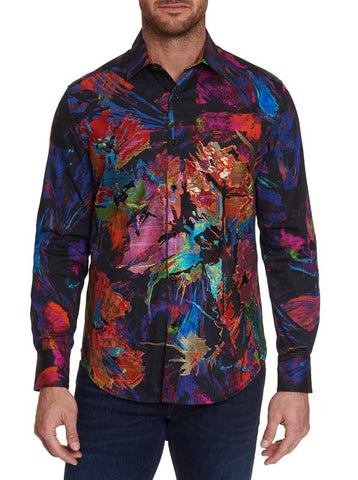 Robert Graham - LIMITED EDITION COSMIC SPORT SHIRT