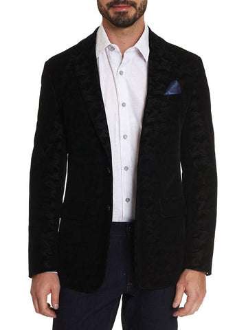 Robert Graham - Hoyle Sport Coat in Black