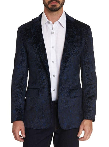 Robert Graham -Magic Ink in Navy