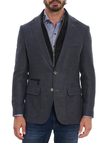 Robert Graham - Downhill XIV Sport Coat, Grey
