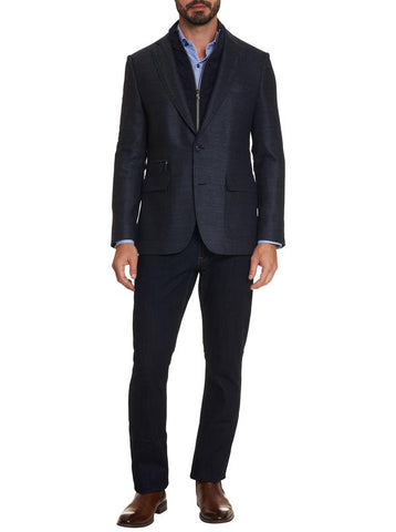 Robert Graham - Downhill XIV Sport Coat, Midnight Navy