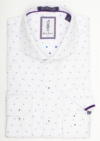 Robert Graham - Soto Long Sleeve Dress Shirt