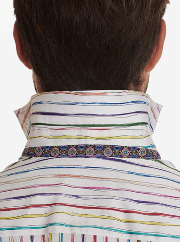 Robert Graham - Powers Long Sleeve Dress Shirt