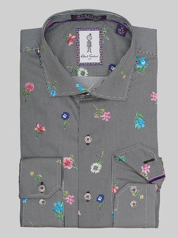 Robert Graham - Keller Long Sleeve Dress Shirt