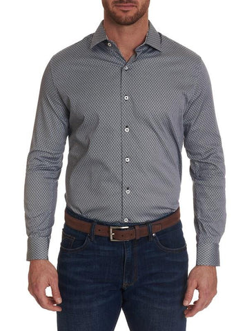 Robert Graham - Haynes Long Sleeve Dress Shirt