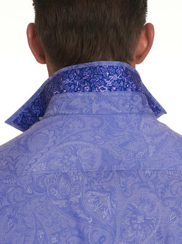 Robert Graham - Andretti Long Sleeve Shirt