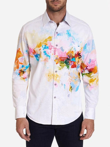Robert Graham - High Octane Long Sleeve Shirt