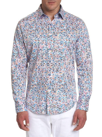 Robert Graham - Limitless Long Sleeve Shirt