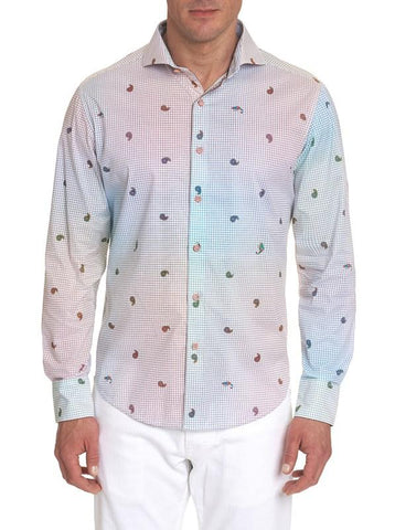 Robert Graham - Karma Chameleon Long Sleeve Shirt