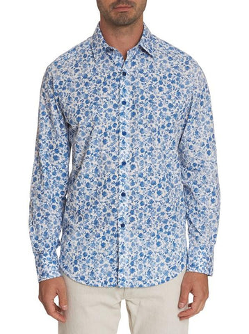Robert Graham - Edeweiss Long Sleeve Shirt