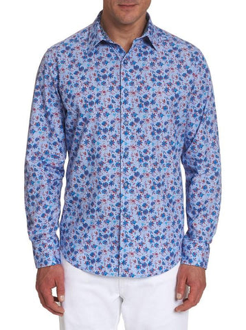 Robert Graham - Finish Line Long Sleeve Shirt