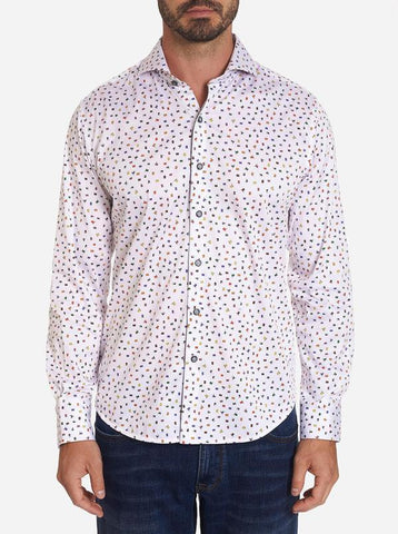 Robert Graham - Wave Your Flag Long Sleeve Shirt