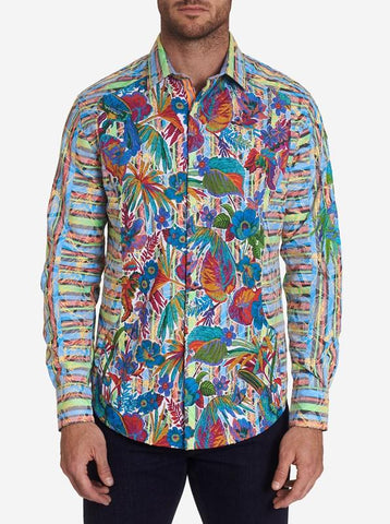 Robert Graham - Coalesce Limited Edition Long Sleeve Shirt