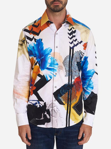 Robert Graham - Zero To Sixty Limited Edition Long Sleeve Shirt