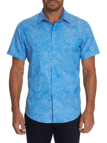 Robert Graham - Andretti Short Sleeve Shirt