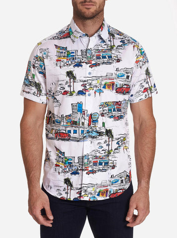 Robert Graham - Sao Paulo Short Sleeve Shirt