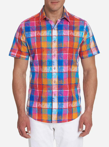 Robert Graham - Prototype Short Sleeve Shirt