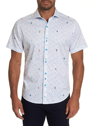 Robert Graham - Car Wash Short Sleeve Shirt