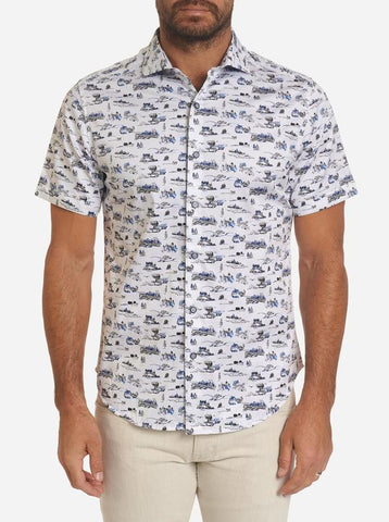 Robert Graham - Throttle Short Sleeve Shirt