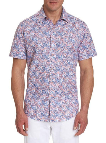 Robert Graham - Haas Short Sleeve Shirt