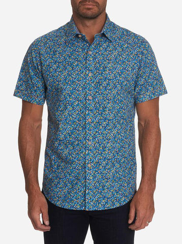 Robert Graham - Vertliner Short Sleeve Shirt