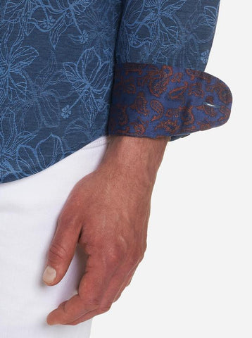 Robert Graham - Ricciardo Long Sleeve Shirt