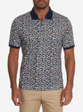 Traffic Jam Short Sleeve Polo