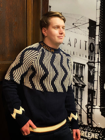 Scotch & Soda - Vintage Knitted Pullover