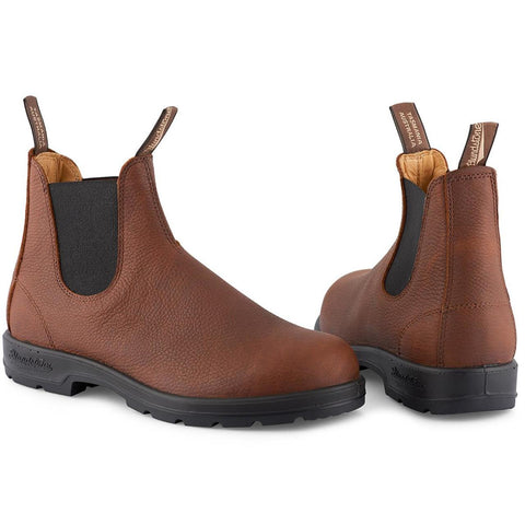 Blundstone 1445 - The Leather Lined, Pebbled Brown