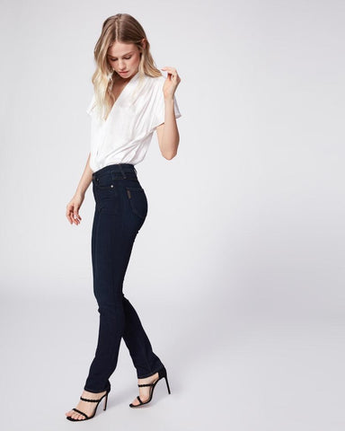 PAIGE Hoxton Straight Jeans