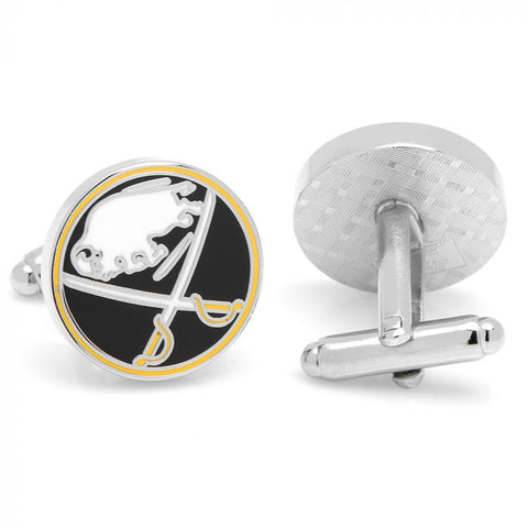 Cufflinks Inc - Buffalo Sabres Cufflinks