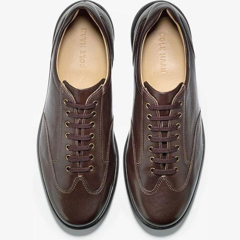 Cole Haan, Dalton Lace-Up, Chestnut