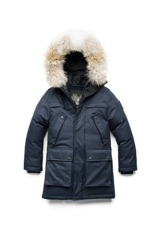 Nobis Little Yatesy Kids Long Parka