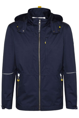 PARKA IN DARK BLUE