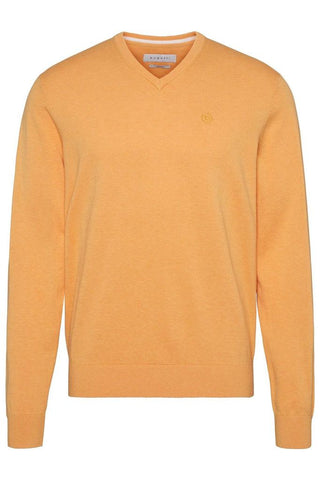 Bugatti - POLO SHIRT ORANGE