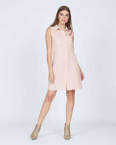 Pistache Sleeveless Dress by Pistache
