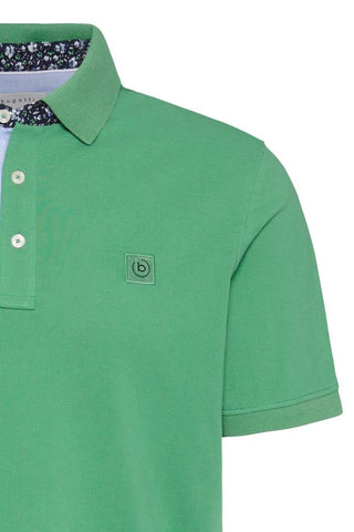 Bugatti - POLO SHIRT GREEN