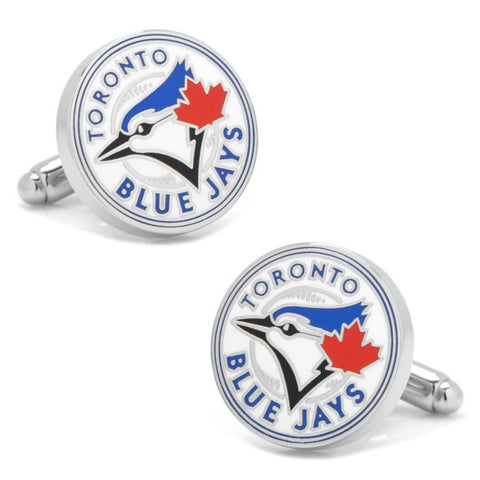 Cufflinks Inc - Toronto Blue Jays Cufflinks