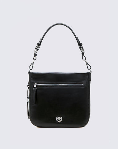 RUDSAK - DAMAR, Leather Shoulder Bag
