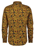 A FISH NAMED FRED - SHIRT VAN GOGH SUNFLOWERS YELLOW