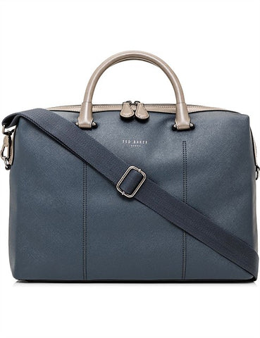 TED BAKER - CROSS GRAIN DOCUMENT BRIEFCASE