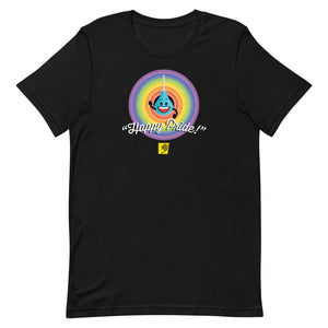 Pride 2020 Unisex T-Shirt featuring Douchie: Loony Pride