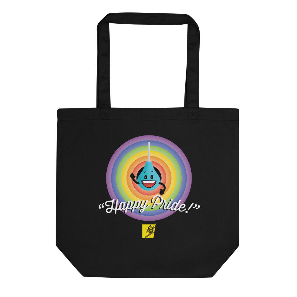 Pride 2020 Eco Tote Bag featuring Douchie: Loony Pride