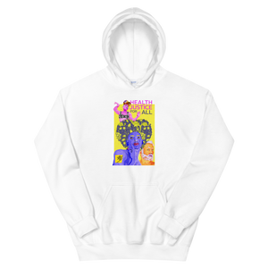 World AIDS Day 2020, Health Justice for All Gender Neutral Hoodie