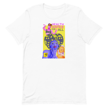 Load image into Gallery viewer, World AIDS Day 2020, Health Justice for All Short-Sleeve Gender Neutral T-Shirt