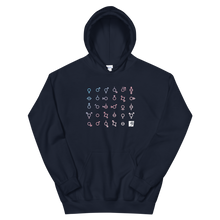 Load image into Gallery viewer, Trans Day of Visibility Gender Neutral Hoodie