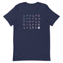 Load image into Gallery viewer, Trans Day of Visibility Short-Sleeve Gender Neutral T-Shirt